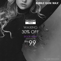 Waxing - RM 99 Package Deals